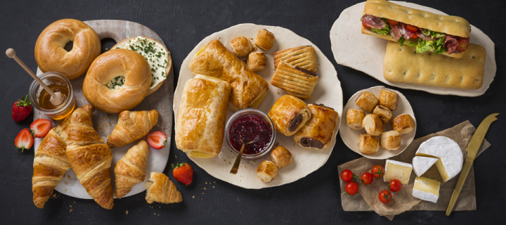 N1 Assorted Pastries